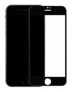 TheKlips-Verre trempé iPhone 7-Full 3D noir