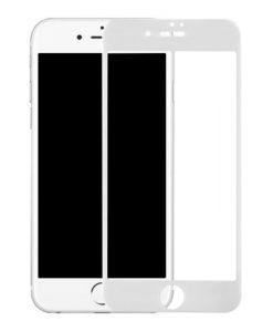 TheKlips-Verre-trempé-iPhone-7 plus - Full-3D-blanc