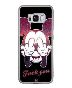 coque-galaxy-s8-theklips-mickey-fuck-you