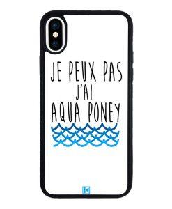coque-iphone-x-je-peux-pas-j-ai-aqua-poney