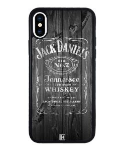 coque-iphone-x-theklips-collection-old-jack-daniel-s