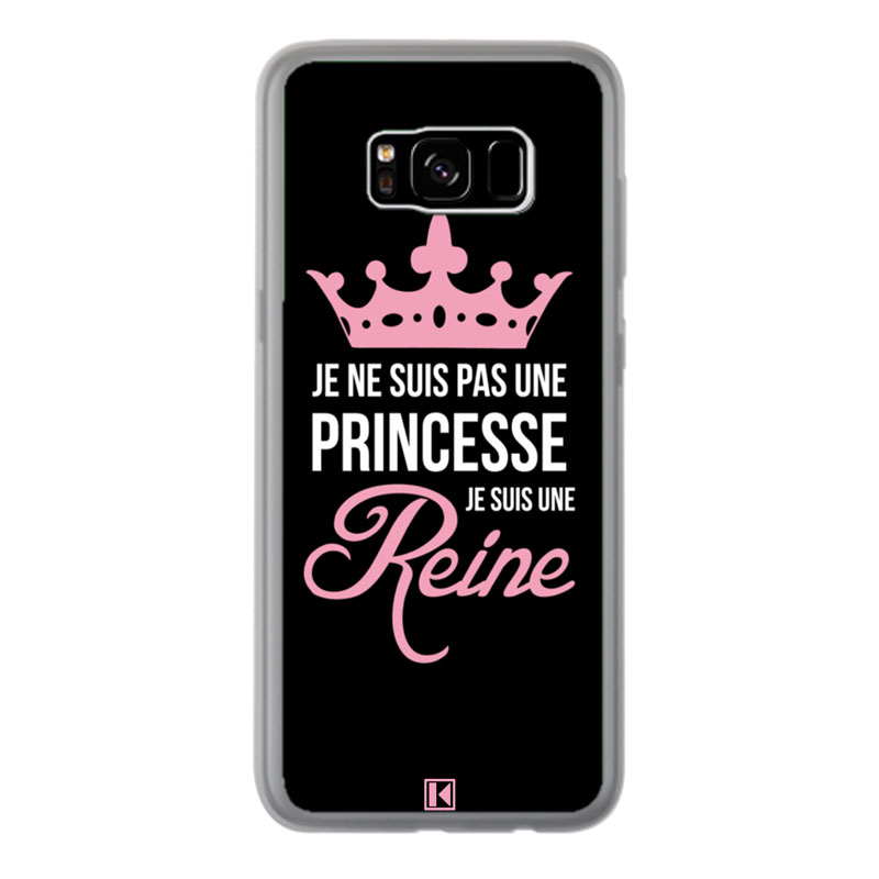 coque samsung galaxy s8 plus princesse