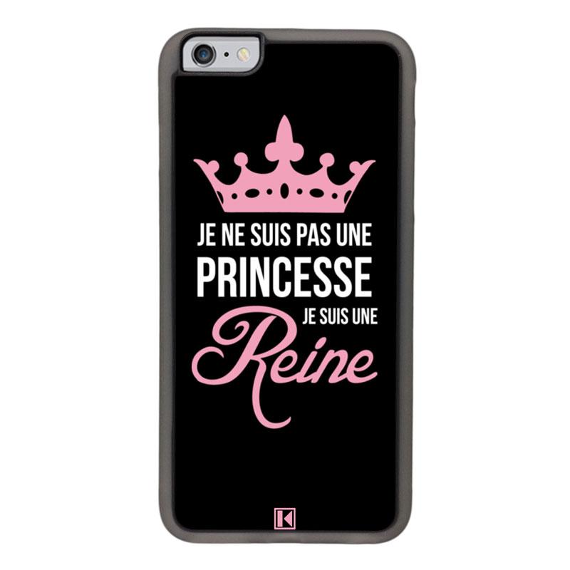 coque iphone 6 plus je suis une princesse