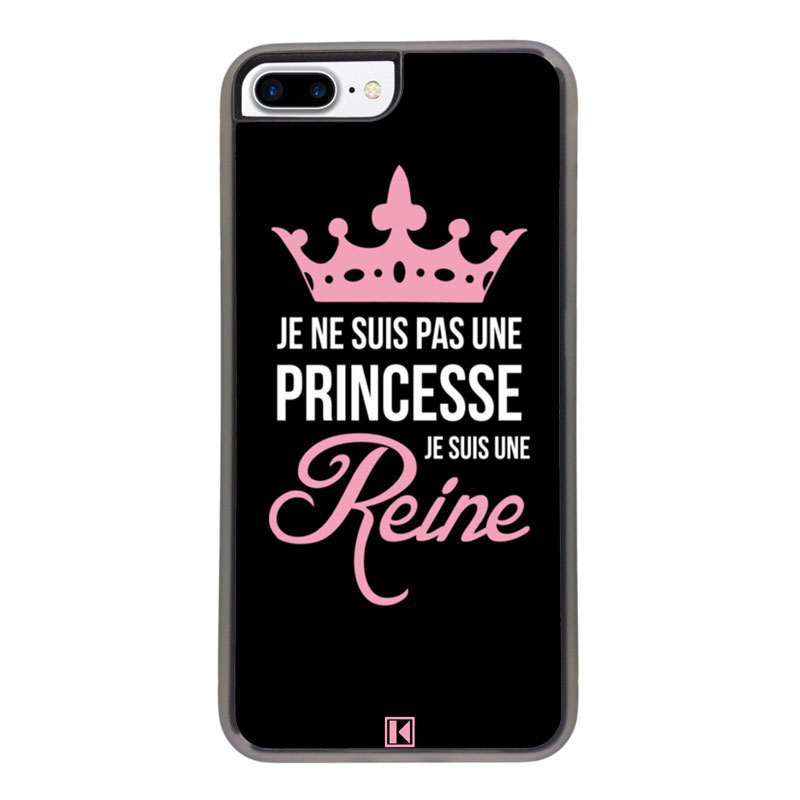 coque iphone 7 reine