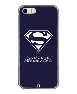 theklips-coque-iphone-5-5s-se-super-papa-bleu-marine