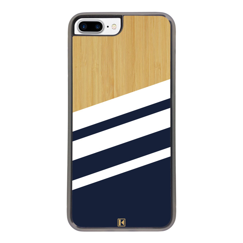 coque iphone 8 plus bambou