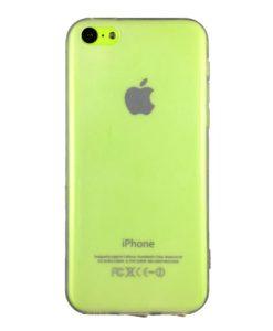 theklips-coque-iphone-5c-clear-flex-tactile