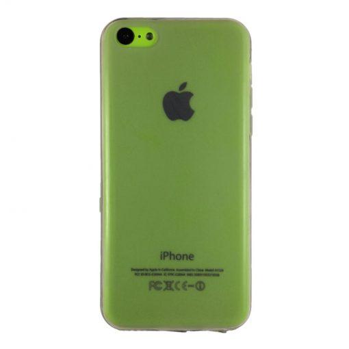 theklips-coque-iphone-5c-clear-flex-tactile-gris