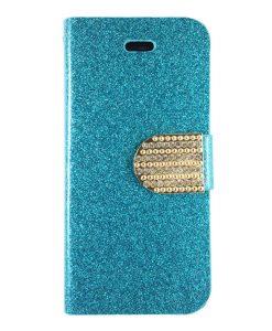 theklips-etui-iphone-5c-glam-color-bleu
