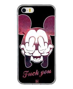 coque iphone 5 silicone mickey