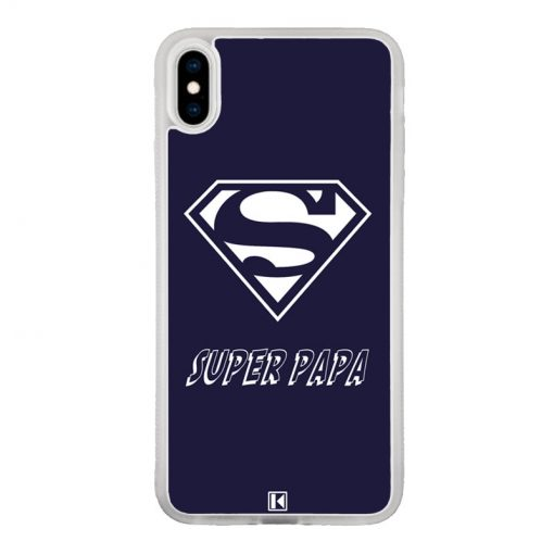 theklips-coque-iphone-x-iphone-xs-rubber-translu-super-papa