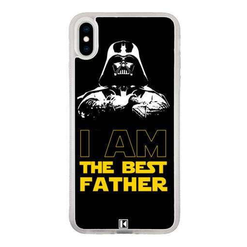 theklips-coque-iphone-xs-iphone-x-rubber-translu-dark-father