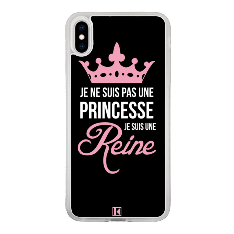 coque iphone xs princesse