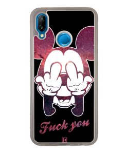 theklips-coque-huawei-p20-lite-mickey-fuck-you
