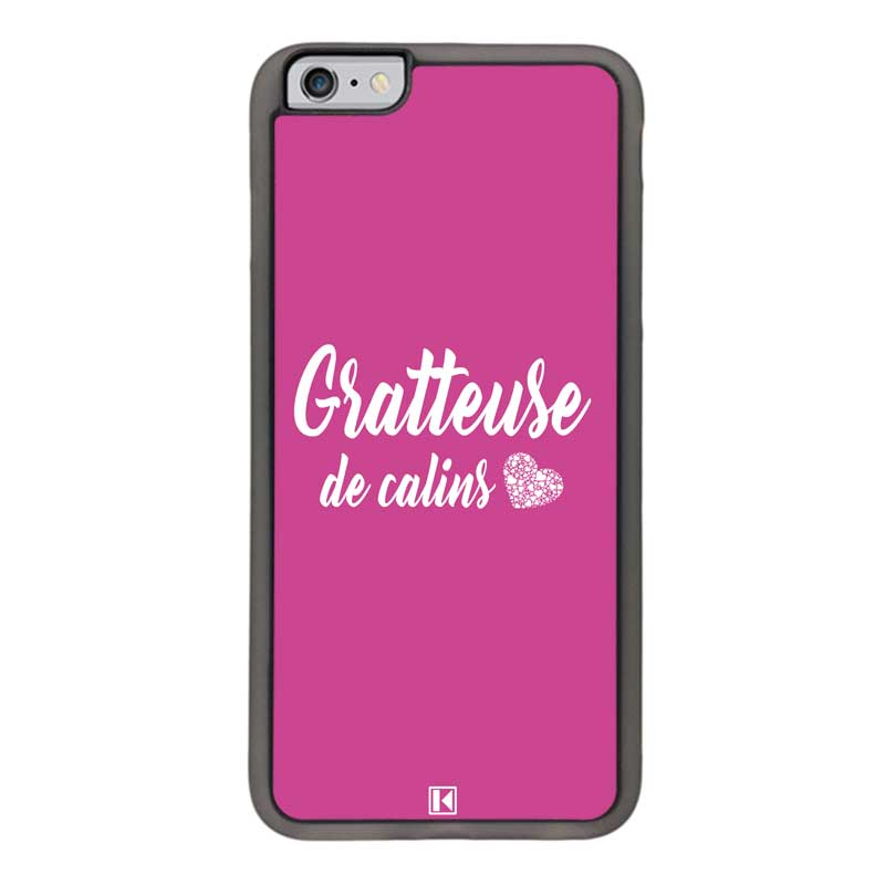 coque iphone 6 plus fushia