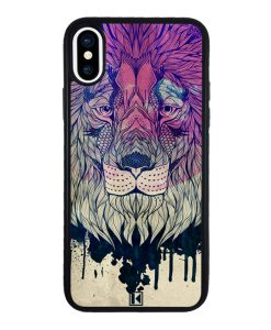 theklips-coque-iphone-x-10-lion-face
