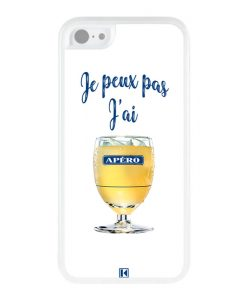 theklips-coque-iphone-5c-rubber-transparent-je-peux-pas-jai-apero