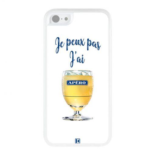 theklips-coque-iphone-5c-rubber-transparent-je-peux-pas-jai-apero
