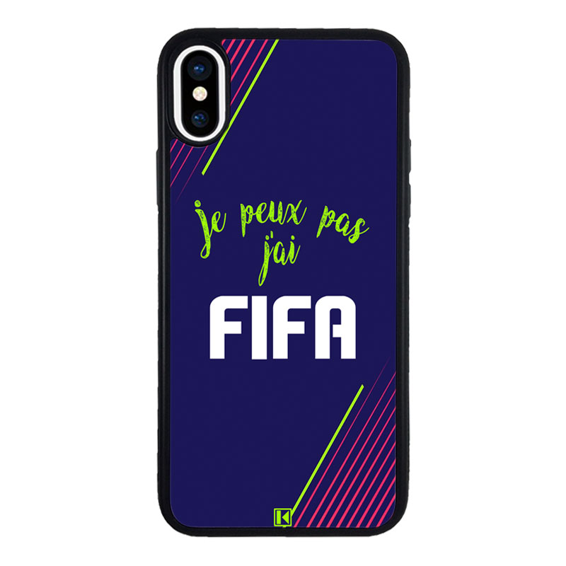 coque iphone x fifa