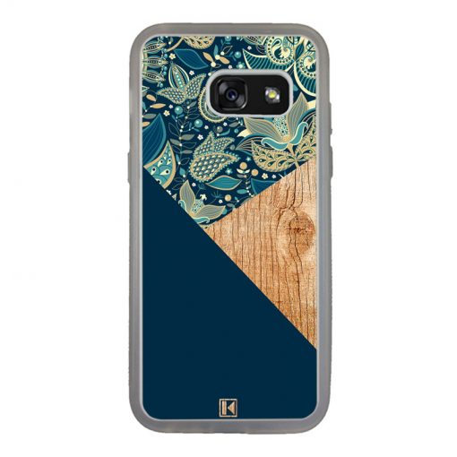 theklips-coque-galaxy-a3-2017-graphic-wood-bleu