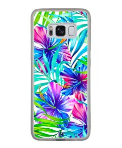 theklips-coque-galaxy-s8-exotic-flowers