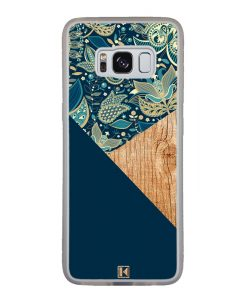 theklips-coque-galaxy-s8-graphic-wood-bleu