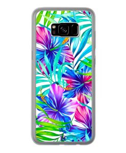 theklips-coque-galaxy-s8-plus-exotic-flowers