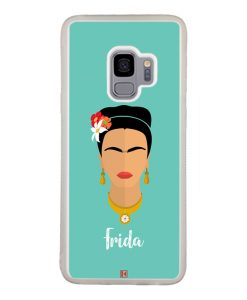 theklips-coque-galaxy-s9-frida-kahlo