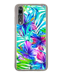 theklips-coque-huawei-p20-pro-exotic-flowers