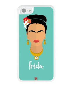 theklips-coque-iphone-5c-frida-kahlo