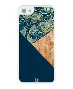 theklips-coque-iphone-5c-graphic-wood-bleu