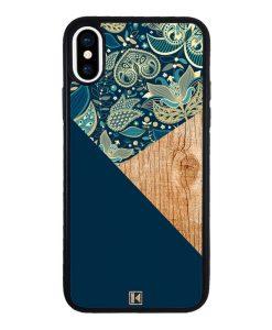 theklips-coque-iphone-x-iphone-xs-graphic-wood-bleu