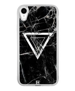 theklips-coque-iphone-xr-black-marble