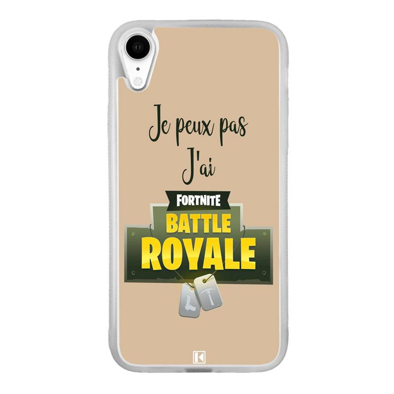 coque iphone xr fortnite