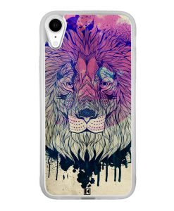 theklips-coque-iphone-xr-lion-face