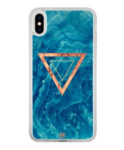 theklips-coque-iphone-xs-iphone-x-rubber-translu-blue-rosewood