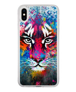 theklips-coque-iphone-xs-max-exotic-tiger
