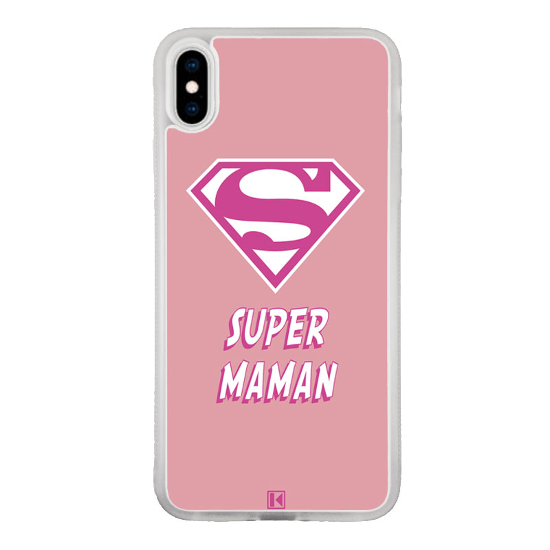 coque iphone xs max maman