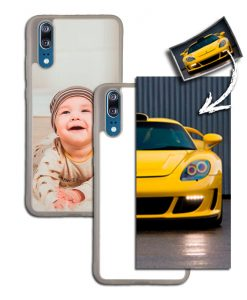 theklips-coque-huawei-p20-rubber-translu-personnalisable