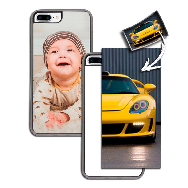 coque iphone 8 plus personnalisable photo