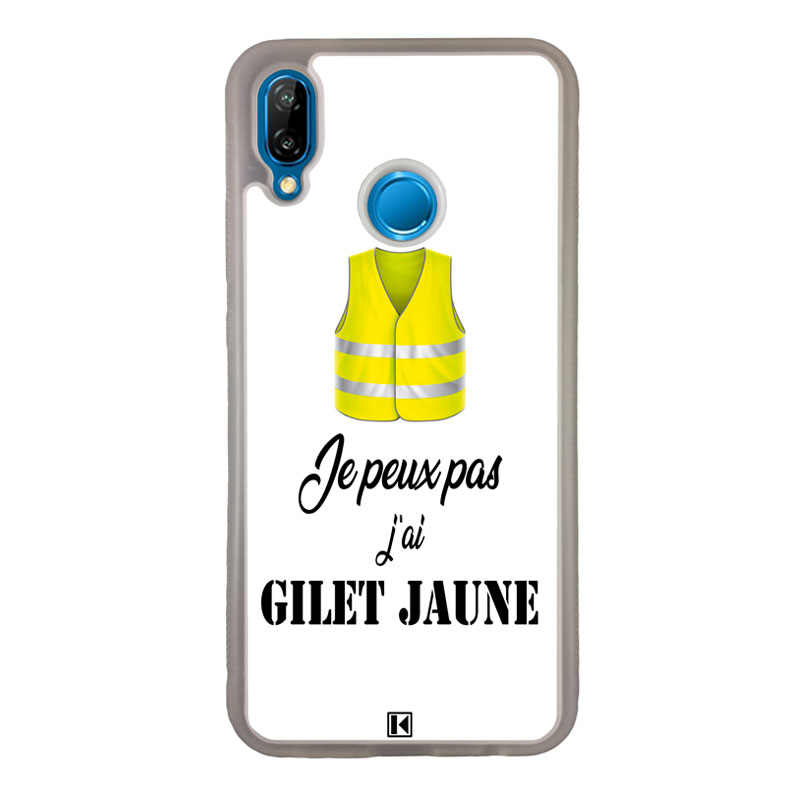 coque iphone 8 gilet jaune