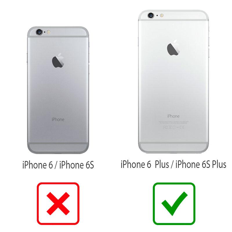 Coque iPhone 6 Plus / 6s Plus – Nasa