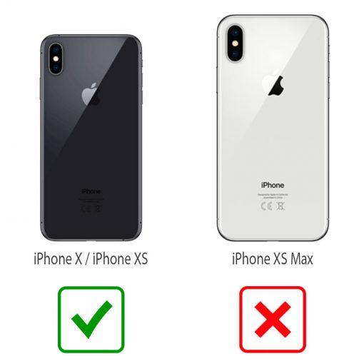 Coque iPhone X / Xs – Madagascar