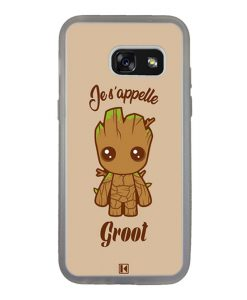 Coque Galaxy A3 2017 – Je s'appelle Groot