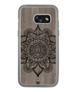 Coque Galaxy A3 2017 – Mandala on wood