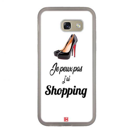 Coque Galaxy A5 2017 – Je peux pas j'ai Shopping