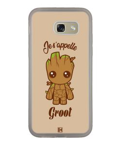 Coque Galaxy A5 2017 – Je s'appelle Groot