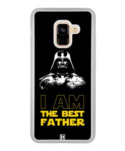 Coque Galaxy A8 2018 – Dark Father