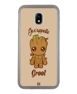 Coque Galaxy J3 2017 – Je s'appelle Groot