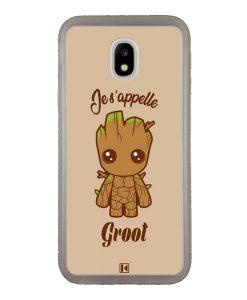 Coque Galaxy J5 2017 – Je s'appelle Groot